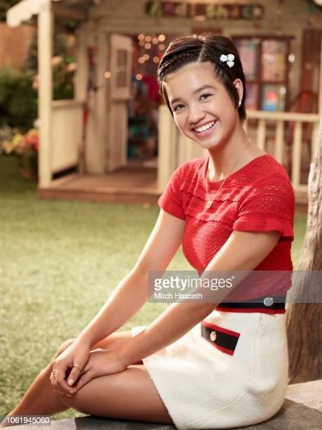 MACK Disney Channel's 'Andi Mack' stars Peyton Elizabeth Lee as Andi Mack