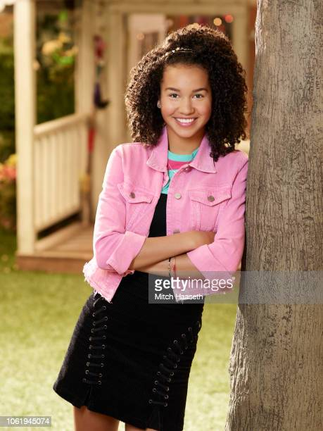 MACK Disney Channel's Andi Mack stars Sofia Wylie as Buffy Driscoll