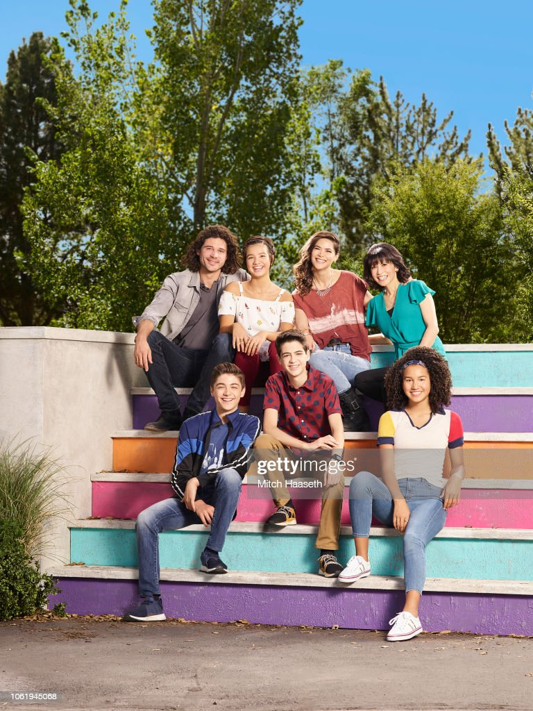 "Disney Channel's ""Andi Mack"" - Season Three : Nachrichtenfoto"