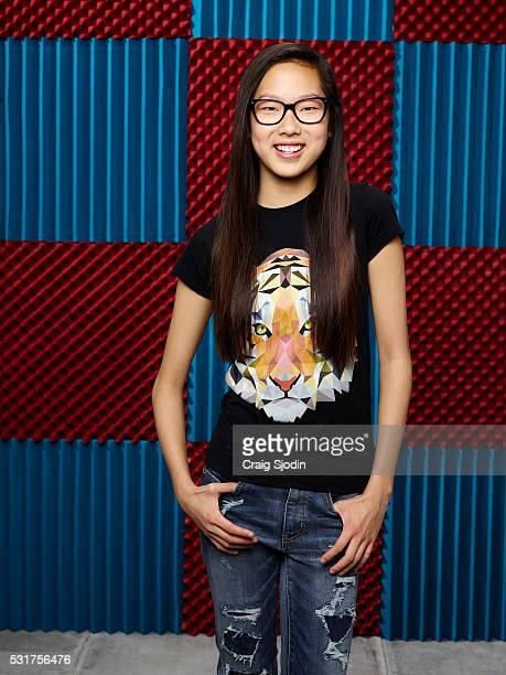 "Disney Channel's ""Bizaardvark"" stars Madison Hu as Frankie."