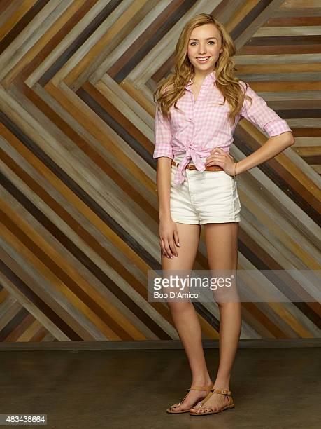 "Disney Channel's ""Bunk'd"" stars Peyton List as Emma."