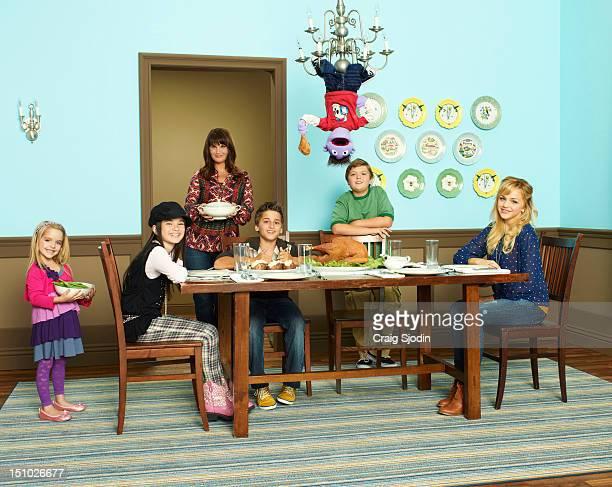 CRASH BERNSTEIN Disney Channel's Crash Bernstein stars McKenna Grace as Jasmine Landry Bender as Cleo Mary Birdsong as Mel Aaron R Landon as Pesto...