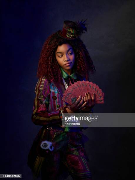 DESCENDANTS 3 Disney Channel's Descendants 3 stars Jadah Marie as Celia