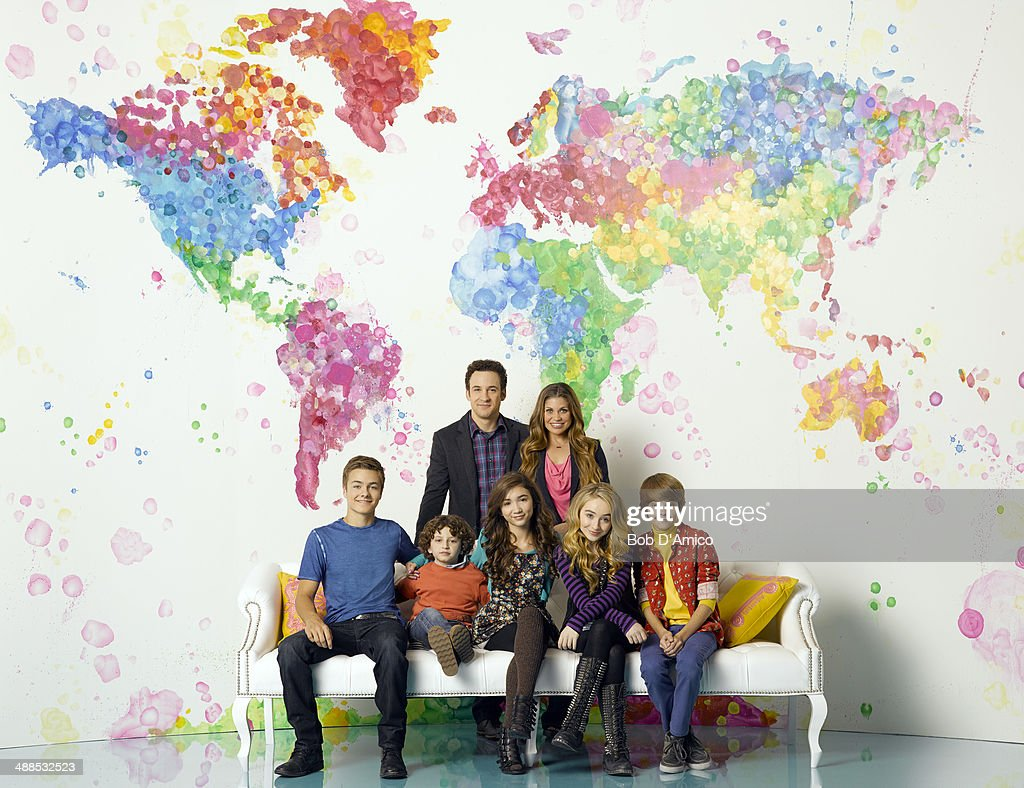 Disney Channel's 'Girl Meets World' - Season One : News Photo