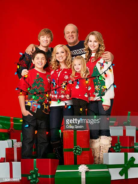 S CHRISTMAS Disney Channel's Good Luck Charlie It's Christmas stars Jason Dolley as PJ Duncan Bradley Steven Perry as Gabe Duncan LeighAlly Baker as...