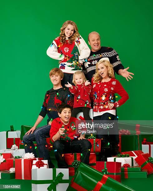 S CHRISTMAS Disney Channel's Good Luck Charlie It's Christmas stars Jason Dolley as PJ Duncan Bradley Steven Perry as Gabe Duncan Bridgit Mendler as...