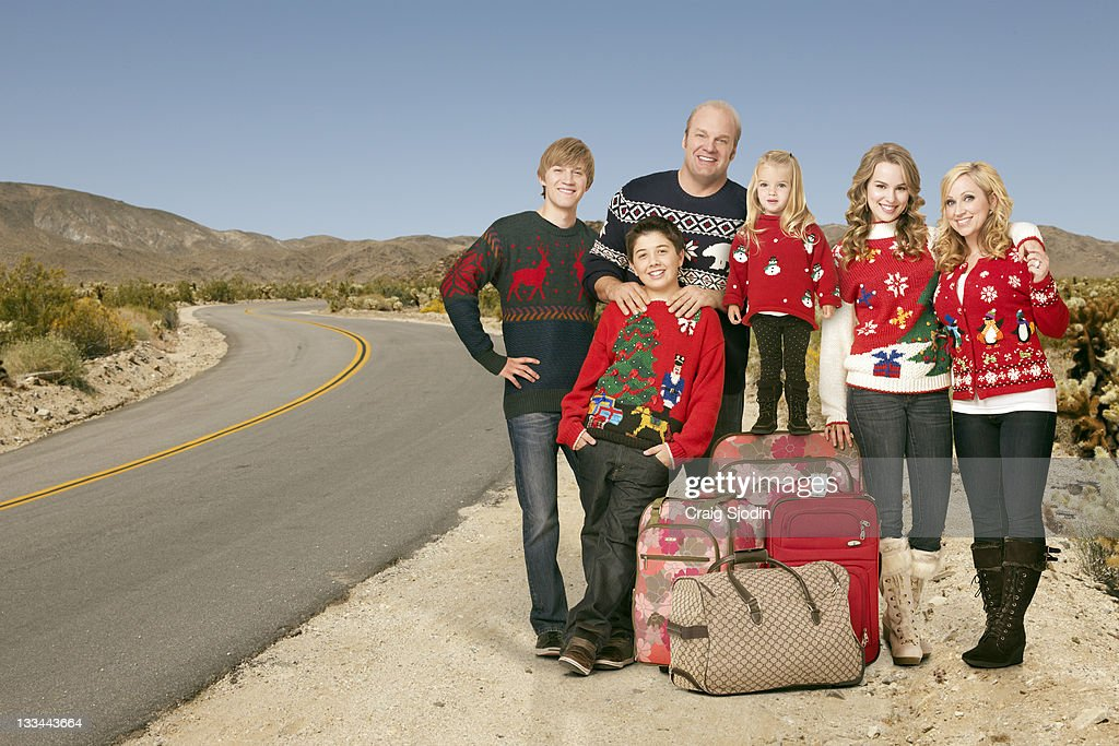 Good luck charlie its christmas promotional giveaways
