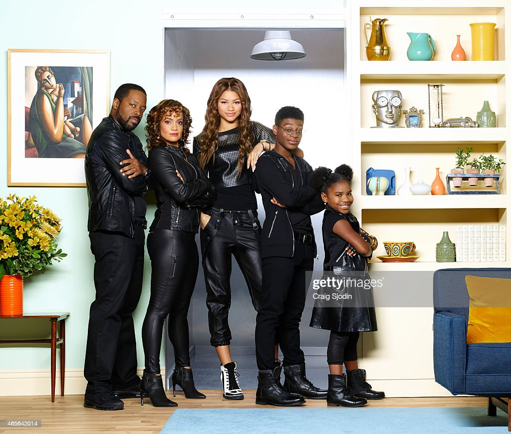 "Disney Channel's ""K.C. Undercover"" - Season One : News Photo"