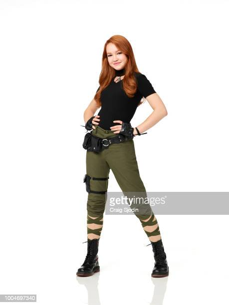 KIM POSSIBLE Disney Channel's Kim Possible stars Sadie Stanley as Kim Possible
