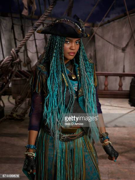 DESCENDANTS 2 Disney Channel's original movie Descendants 2 stars China Anne McClain as Uma
