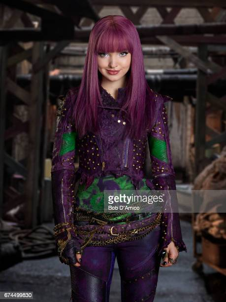 DESCENDANTS 2 Disney Channel's original movie Descendants 2 stars Dove Cameron as Mal