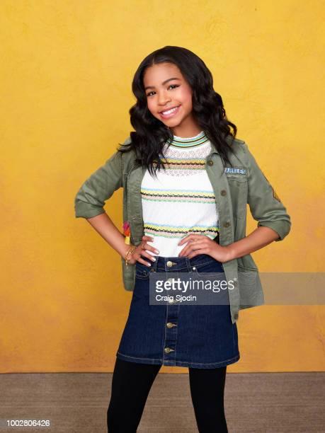 S HOME Disney Channel's Raven's Home stars Navia Robinson as Nia BaxterCarter