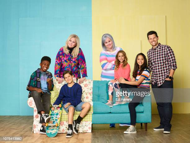 MAX Disney Channel's Sydney to the Max stars Christian J Simon as Leo Jackson Dollinger as young Max Reynolds Caroline Rhea as Mom and Grandma Judy...