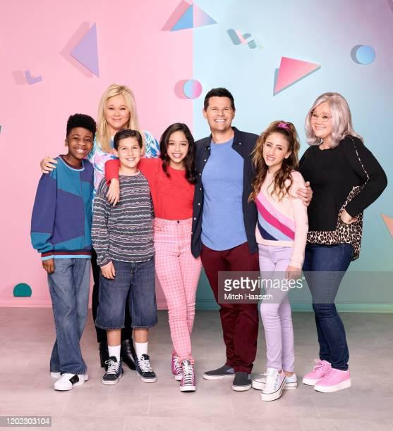 MAX Disney Channel's Sydney to the Max stars Christian J Simon as Leo Caroline Rhea as Mom and Grandma Judy Jackson Dollinger as young Max Reynolds...