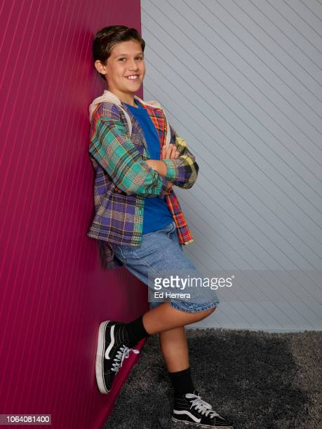 MAX Disney Channel's Sydney to the Max stars Jackson Dollinger as young Max Reynolds