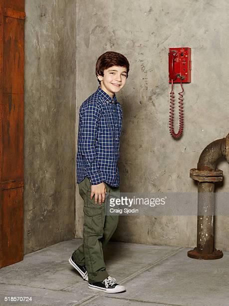 PRANK Disney Channel's Walk the Prank stars Bryce Gheisar as Herman