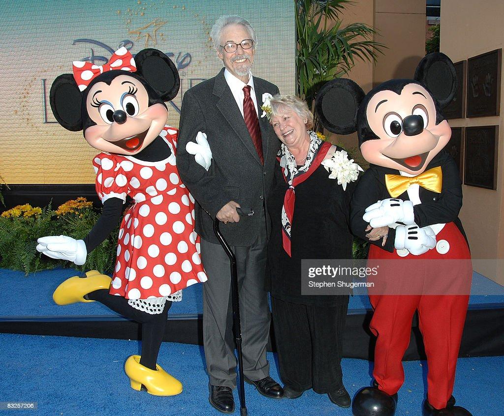 2008 Disney Legends Ceremony : News Photo