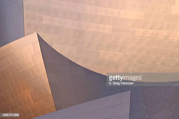 Disney Concert Hall Architecture