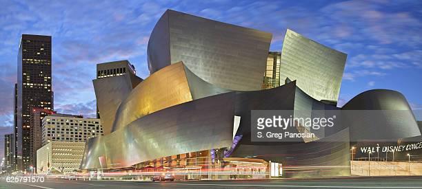 Disney Concert Hall - Grand Avenue - Los Angeles