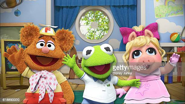 BABIES Disney has begun production on a reimagined 'Muppet Babies' television series which chronicles the playroom antics of the beloved Kermit the...