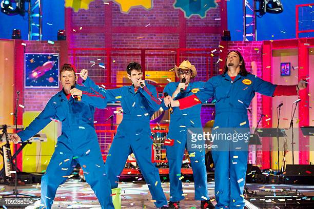 MOVERS Disney Junior the new multiplatform destination for kids age 27 will present Imagination Movers in Concert a 45minute primetime special...