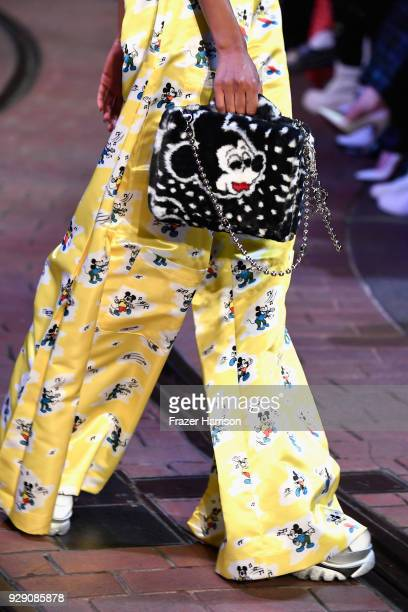Disney kicks off Mickey the True Original campaign in celebration of Mickey's 90th anniversary with a fashion show featuring a Mickeyinspired...