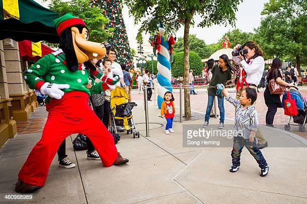 Disney Land, Hongkong, 2011