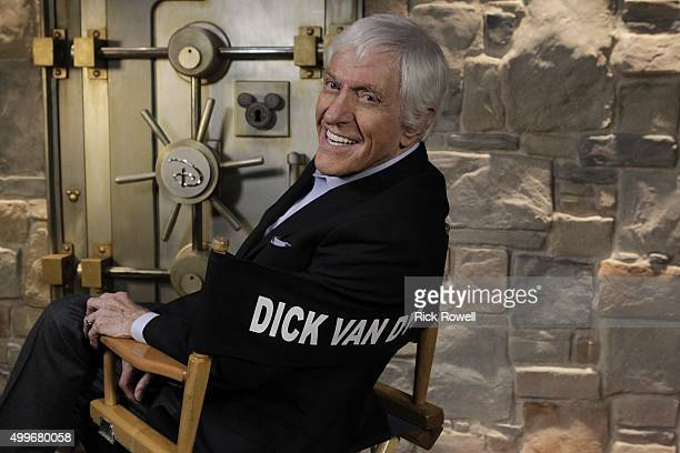 DISNEY Disney Legend Dick Van Dyke who portrays Bert the carefree Cockney chimney sweep in Mary Poppins will host interstitials throughout ABCs...