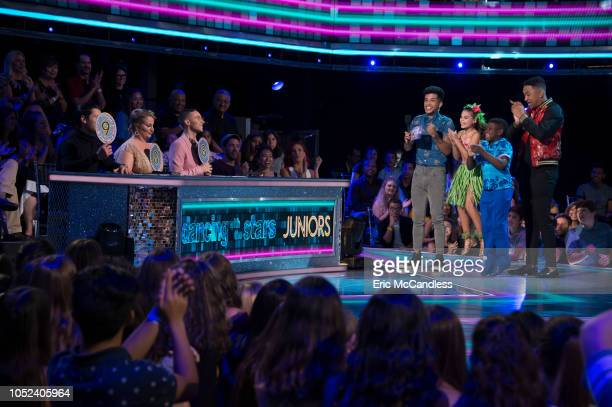 JUNIORS 'Disney Night' The nine remaining celebrity kids will transform into some of the most magical Disney characters from their favorite Disney...