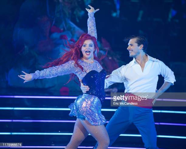 STARS Disney Night There will be Disney magic in the ballroom as nine celebrity and prodancer couples compete on the fifth week of the 2019 season of...
