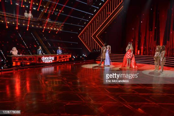 """Disney Night"""" - With a dash of pixie dust and a touch of illusion, 14 celebrity and pro-dancer couples compete for the third week as the magic of..."""