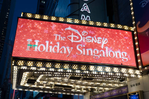 NY: The 2020 Disney Holiday Singalong