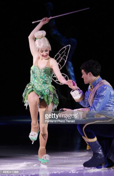 Disney On Ice Princess Classics Show At The Cumberland County Civic Center Photographed On Thursday Feb