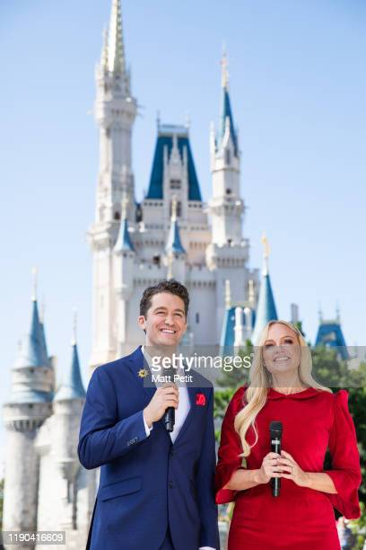 PARADE Disney Parks Magical Christmas Day Parade airs Wednesday Dec 25 from 1000 am1200 pm EST 9001100 am CST/MST/PST airtimes vary check listings on...