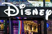 Disney Store in Paris