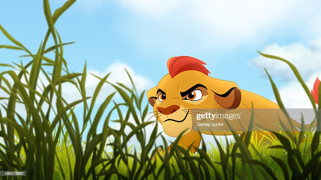 Disney Junior's 'The Lion Guard' : News Photo