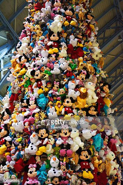 Mickey Mouse Christmas Tree.World S Best Mickey Mouse Christmas Decorations Stock