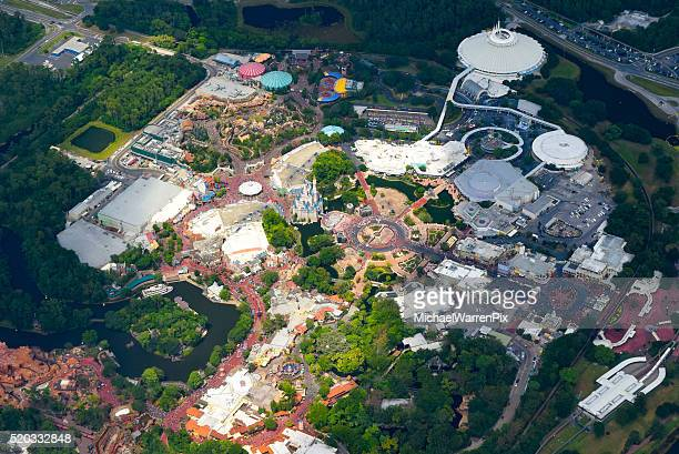 Disney World - Aerial View
