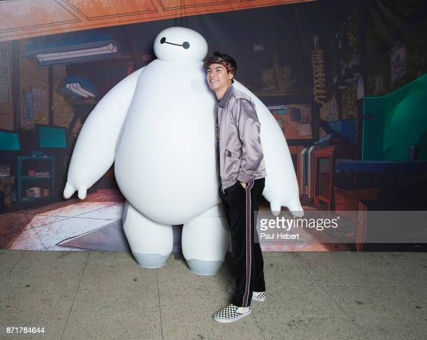 BIG HERO 6 Disney XD ABC Asian Pacific American Media Coalition and East West Players hosted the cast and creative team of Disney XD's animated 'Big...