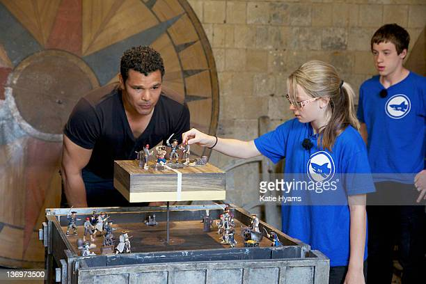 CHALLENGE Disney XD will premiere a new cycle of Fort Boyard Ultimate Challenge the reality adventure series where 24 teens from the United States...