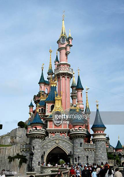 Disneyland Paris in Paris France