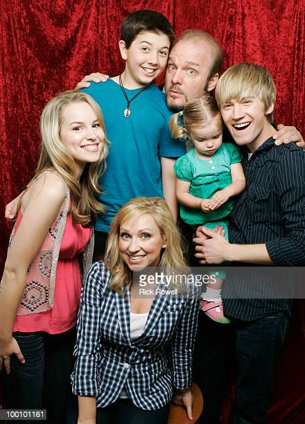 CORPORATE DisneyWalt Disney Television via Getty Images Television Group's summer press junket was held on May 15 2010 in Burbank California BRIDGIT