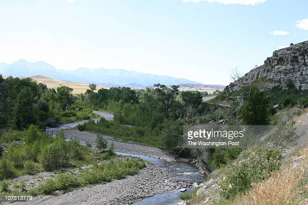 dispatch montana INPUTDATE 150951580 CREDIT Blaine Harden/STAFF/TWP Sweetgrass County Montana usa The Crazy Mountains as seen from US Highway 191 in...
