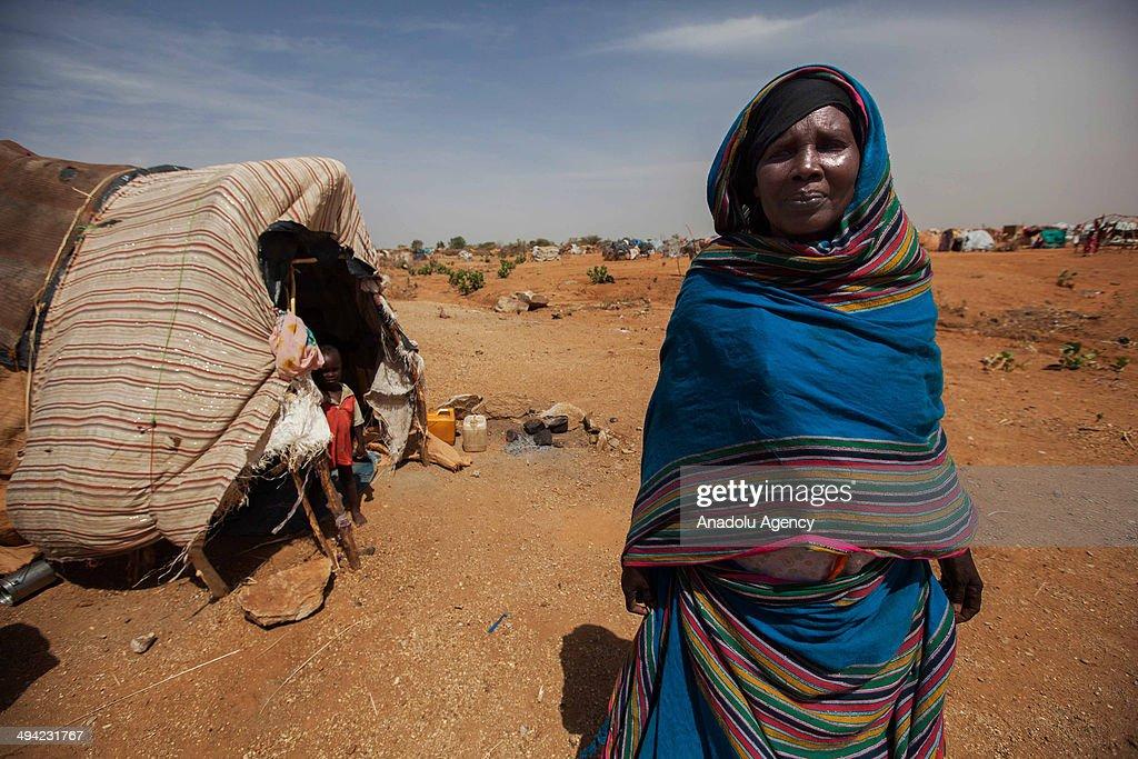 Clashes in Darfur : News Photo