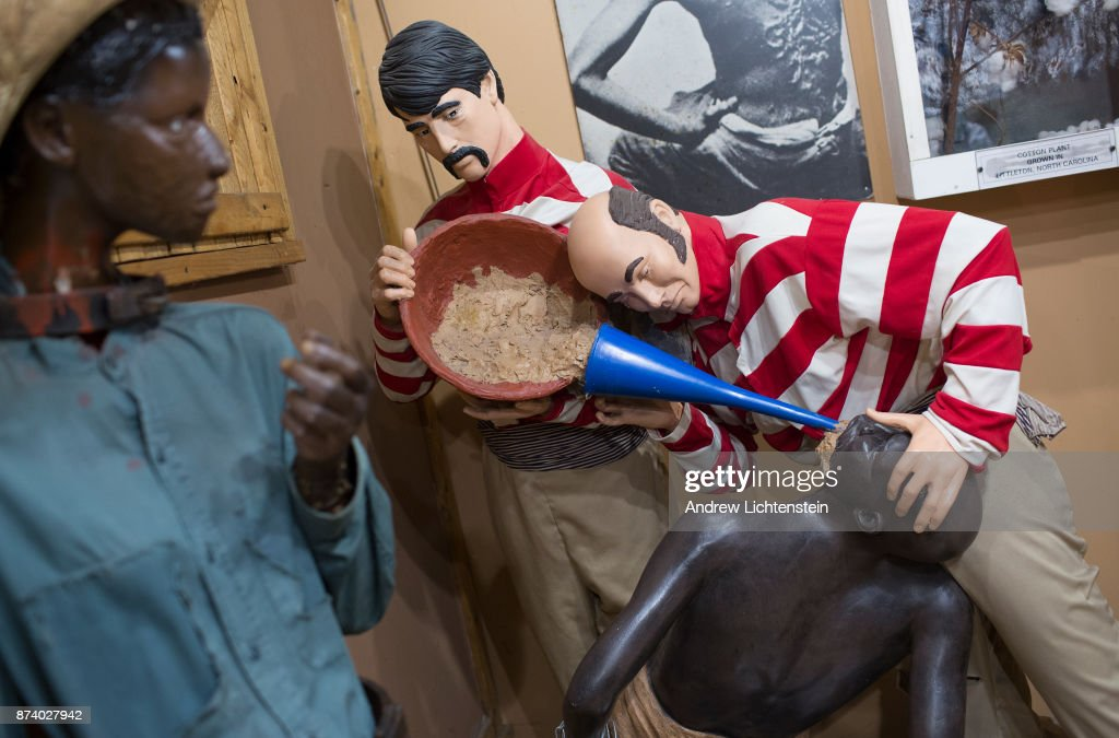 Baltimore's Great Blacks in Wax Museum : News Photo