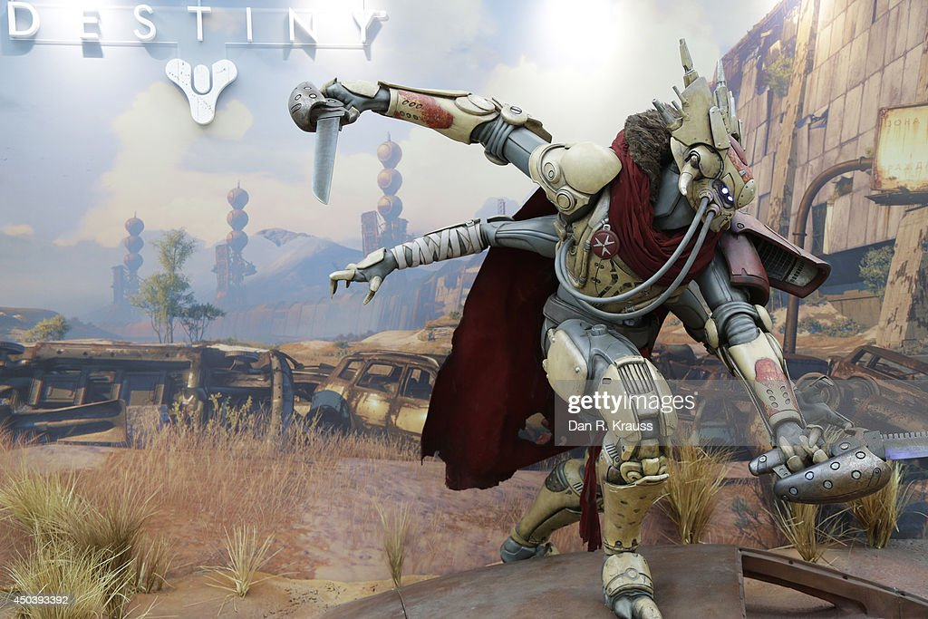 Gaming Companies Highlight Their Latest Products At Annual E3 Game Industry Conference : News Photo
