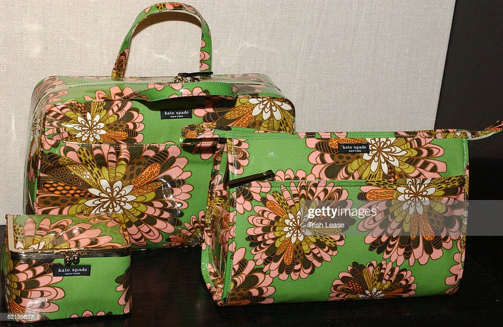 Kate Spade Press Preview : News Photo