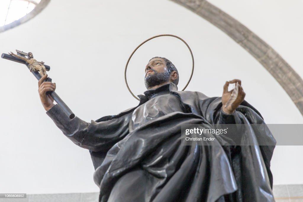 Birthplace of Ignatius of Loyola / museum : News Photo