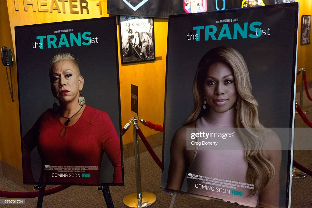 """Outfest 2016 Screening Of """"The Trans List"""" - After Party : News Photo"""