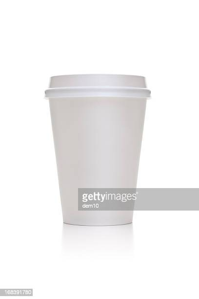 Disposable coffee/tea cup